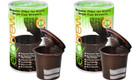 Ekobrew Reusable K-Cup Filter For Keurig Brewers, Brown