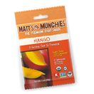 Matt's Munchies Premium Fruit Snack Mango, 1oz.
