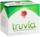 Truvia Stevia Natural Sweetener, 80 count