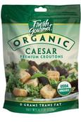 Fresh Gourmet Organic Caesar Premium Croutons