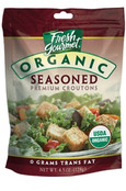 Fresh Gourmet Organic Seasoned Premium Croutons
