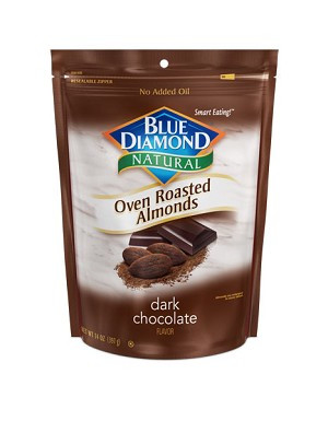 Blue Diamond Almond Dark Chocolate