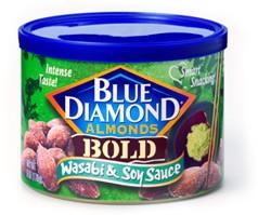 Wasabi & Soy Sauce Almonds