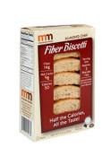 Mauzone Mania Fiber Biscotti Almond Chips