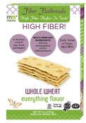Mauzone Mania High Fiber Whole Wheat Flatbreads Everything, 6 oz.