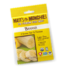 Matt's Munchies Premium Fruit Snack Banana