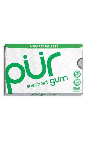 Pur Sugarfree Gum Spearmint