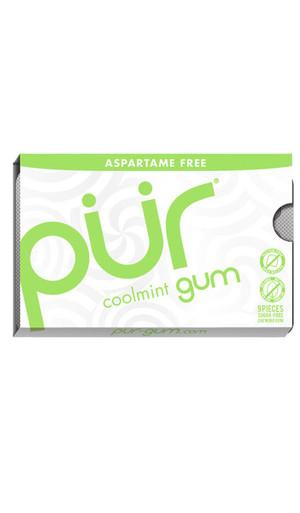 Pur Sugarfree Gum Coolmint
