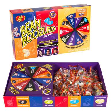 Jelly Belly Beanboozled Jelly Beans JUMBO Spinner Gift Box