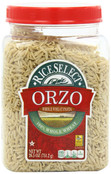 Rice Select Orzo Whole Wheat Pasta