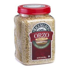 Rice Select Orzo Original Pasta