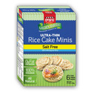 Paskesz Golden Harvest Rice Cake Minis Salt Free