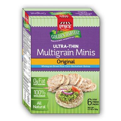 Paskesz Golden Harvest Multigrain Minis Original