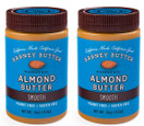 Barney Butter Almond Butter Smooth 2 Pack