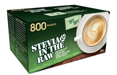 Stevia in the Raw 800 Packets