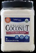 Better Body Foods Organic Coconut Gluten Free Flour