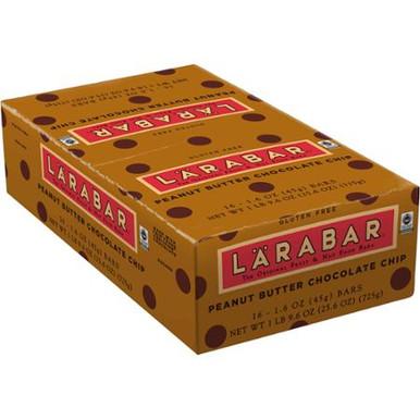 Larabar Peanut Butter Chocolate Chip Bar, 1.6 oz.