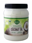 Wellsley Farms Organic Naturally Refined Coconut Oil