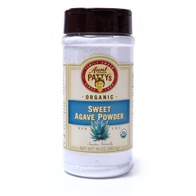 Aunt Patty's Organic Sweet Agave Powder, 10 oz.
