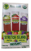 Stretch Island Organic Fruit Leather Strips