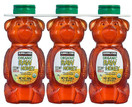 Kirkland Organic Raw Honey Bears, 24 oz.