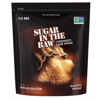 Sugar In The Raw, 96 oz.