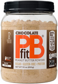 Better Body Foods PB Fit Chocolate Peanut Butter Powder, 30 oz