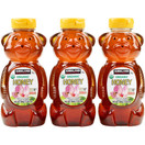 Kirkland Organic Honey Bears, 24 oz. (Pack of 3)