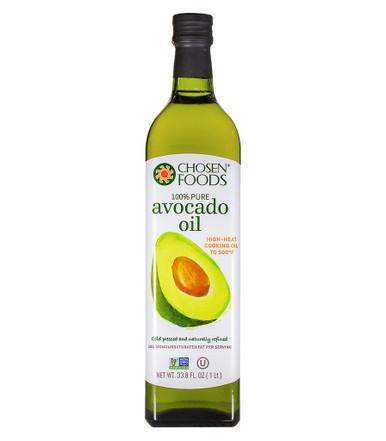 Chosen Foods Pure Avocado Oil, 1 Liter