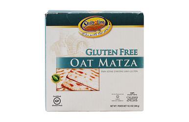 Shibolim Gluten Free Oat Matza, 10.5 oz.