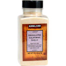Kirkland Granulated California Garlic, 16.6 oz.