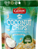 Gefen Coconut Chips Original, 1.41 oz.