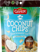 Gefen Coconut Chips Chocolate, 1.41 oz.