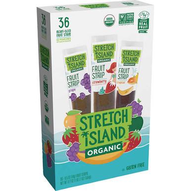 Stretch Island Organic Fruit Strip, 17.7 oz.