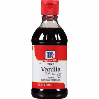 McCormick Pure Vanilla Extract, 12 Fl oz.