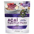 Sambazon Organic Acai Superfruit Jumbo Pack, 42 oz
