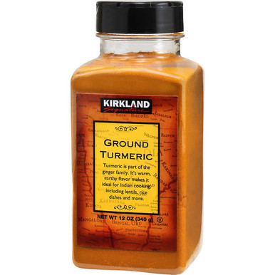 Kirkland Ground Turmeric, 12 oz.