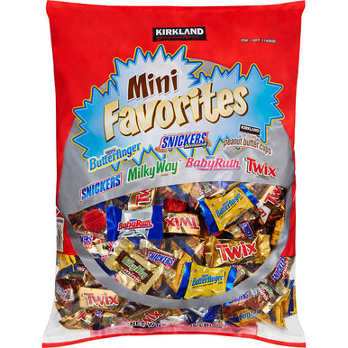 Kirkland Mini Favorites, 5 lb.