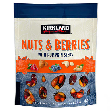 Kirkland Nuts and Berries with Pumpkin Seeds