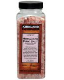 Kirkland Himalayan Pink Salt, 13 oz