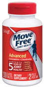 Schiff Move Free Joint Health Advanced, 200 Tablets