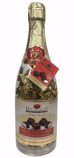 lle Marc De Champagne Flavored Chocolate Truffles in a Bottle, 19.4 oz.