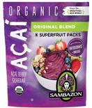 Sambazon Organic Acai Superfruit Packs, 28.2 oz.