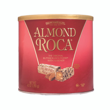 Brown & Haley Almond Roca Buttercrunch, 42 oz.