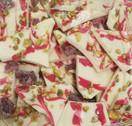 Kirkland White Chocolate Strawberry Pistachio Bark