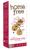 Home Free Crunchy Chocolate Chip Mini Cookies
