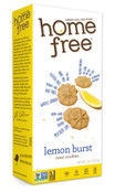 Home Free Lemon Burst Mini Cookies, 5 oz.