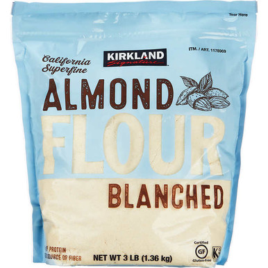 Kirkland California Superfine Almond Flour Blanched, 48 oz.