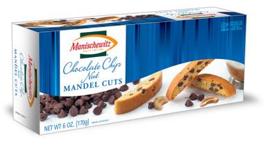 Manischewitz Chocolate Chip Nut Mandel Cuts