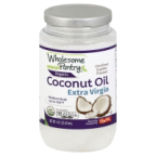 Wholesome Pantry Organic Extra Virgin Coconut Oil, 14 fl oz.